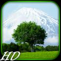 Mount Fuji Video Wallpaper
