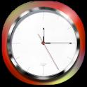 Minimalistic Clock Widget