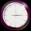 Rose Gold Clock