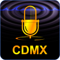 Estaciones de Radio FM y AM de la CDMX Mexico D.F.