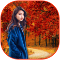 Autumn Photo Frame Dual