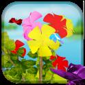 Hibiscus 3D Live Wallpaper