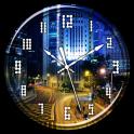 Night Street Clock Live WP