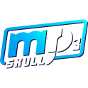 Skull Mp3 Player