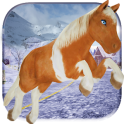 Snow Hill Pony Horse Simulator