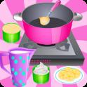 Cooking Games Ice Cream Banana