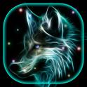 Glow Animal 3D Live Wallpaper