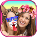 Cute Selfie Cam Photo Stickers