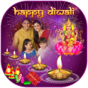 Diwali Multi Photo Frames