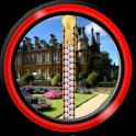 Zipper Lock Screen – Castles
