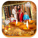 Diwali Photo Collage Frame