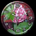 Laurel Clock Live Wallpaper