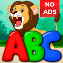 ABCD for Kids - Cartoon Pack (No Ads & Fully FREE)