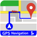 GPS Navigation Route Maps