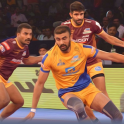 Kabaddi Fighting 18 Pro League Knockout Tournament