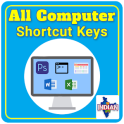 400+ All Computer Keyboard Shortcuts Keys Picture