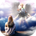Angel in Photo