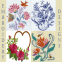 Embroidery Designs Pattern 2019 -2020