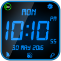 Night Digital Clock With Alarm
