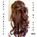 Easy Hairstyles Ideas 2020 - Steps