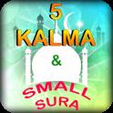 5 kalima english or 4 kalima islamic app