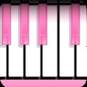Pink Real Piano