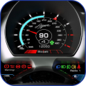 Speedometer HD live Wallpaper