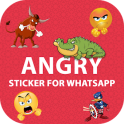 WAStickerApps Angry Sticker Pack