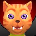 Halloween Cat Monster Run