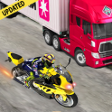Bike rider highway racer 3d- New bike racing Games