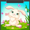 Bunny Coloring Book