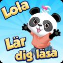 Lär dig läsa med Lola Panda