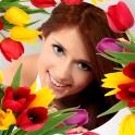 Tulip Photo Collage