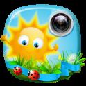 Sunny Photo Frames