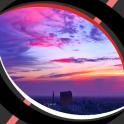 Live Wallpapers Violet Sunsets