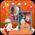 Merry Christmas Video Maker 2019 - MiniMovie Maker