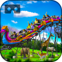 Safari Roller Coaster Ride VR