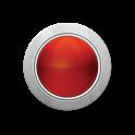 赤いパニックボタン