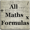 All Maths Formulas