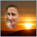 Sunset Photo Frames