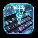 Galaxy 3D Keyboard Theme