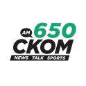 650CKOM News Talk Sports