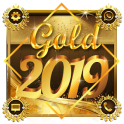 Luxury Gold 2019 Launcher