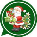 Christmas WAStickerapp - Sticker for Whatsapp