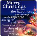 Merry Christmas Greetings, Sayings and Phrases