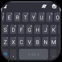 Simple Grey Tema de teclado