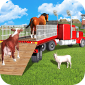 Offroad Animal Transport Truck Driver 3D
