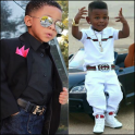 Black Boy Kids Fashion Idea