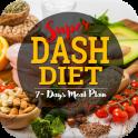SUPER DASH DIET MEAL PLAN