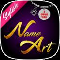 Stylish Name Art